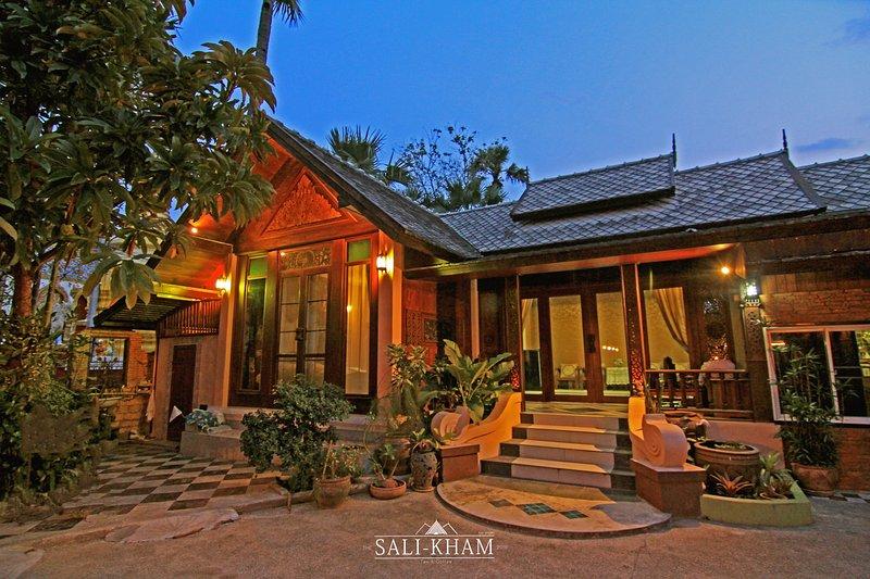 The Sali-Kham 3, holiday rental in San Kamphaeng