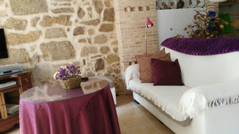 Casa Rural / Apartamento RoqueMar, location de vacances à Caminomorisco