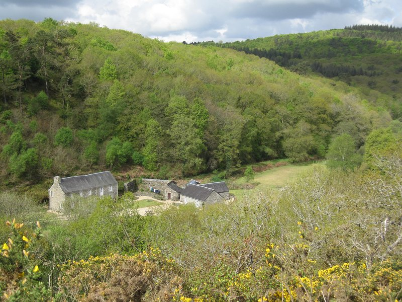 Moulin du Squiriou, vacation rental in Finistere