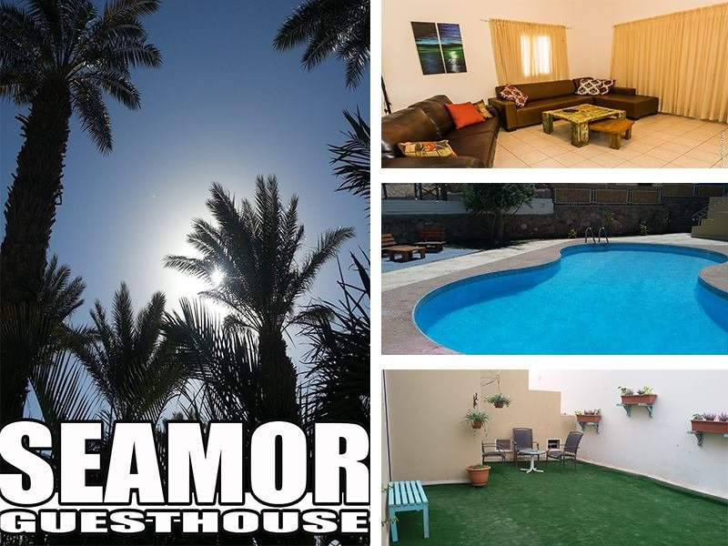 SEAMOR GUEST HOUSE, location de vacances à Eilat