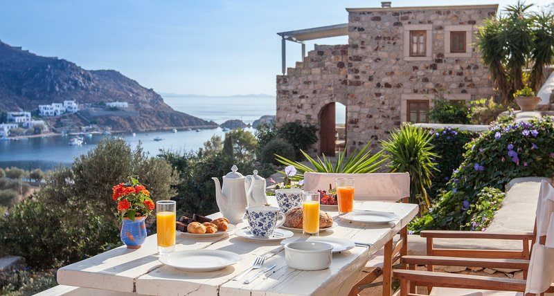 THEOLOGOS HOUSES, casa vacanza a Grikos