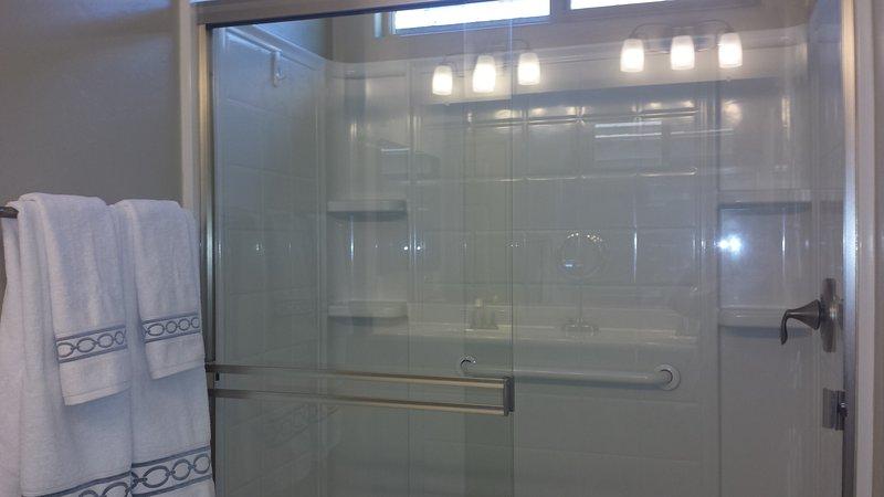 Master Bedroom Bathroom Shower
