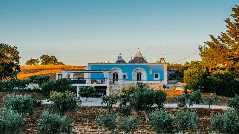 Villa Trulli Mater Domini