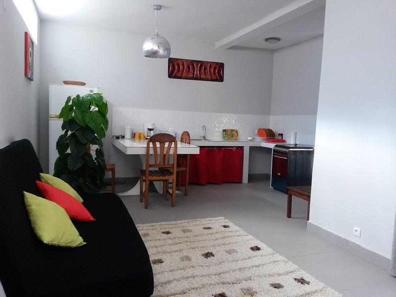 beau studio équipé 35 m2, vacation rental in Antananarivo Province