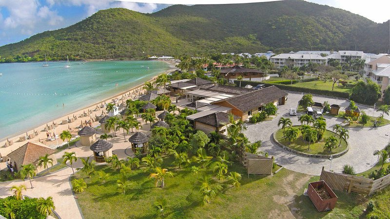 PORT CARAIBES 74...  Cosy 2nd floor condo in quiet, tropical area with gorgeous, vacation rental in Cul de Sac