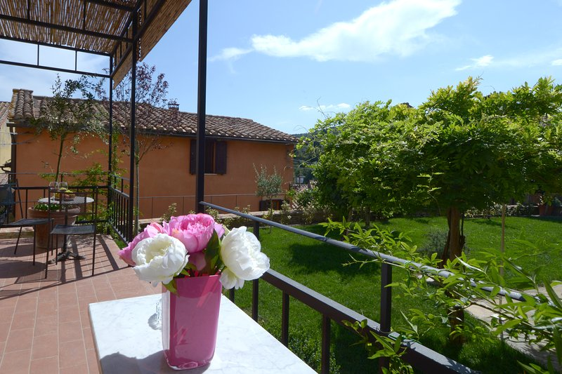 IL GIARDINO DI SAN MICHELE, holiday rental in Sant'Arcangelo