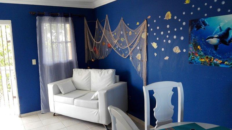 Appartamento ammobiliato per vacanze vicino al mare, holiday rental in Santo Domingo Este