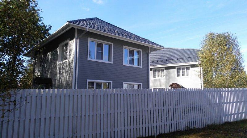Ontario village - house Aava, aluguéis de temporada em Odintsovsky District