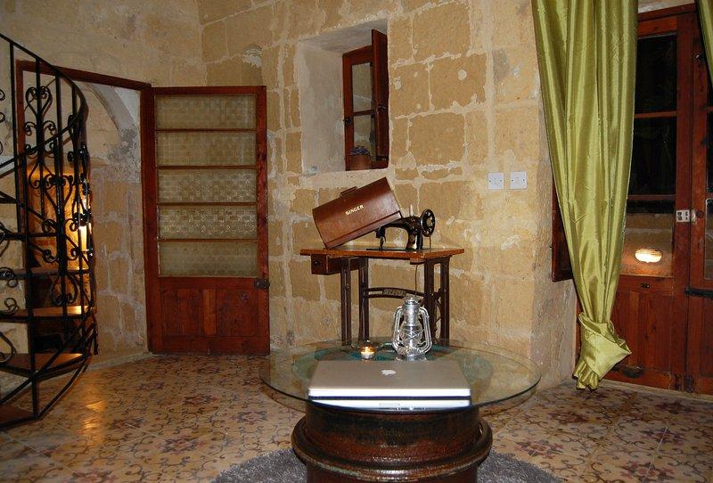Sala Relax privata habitación familiar