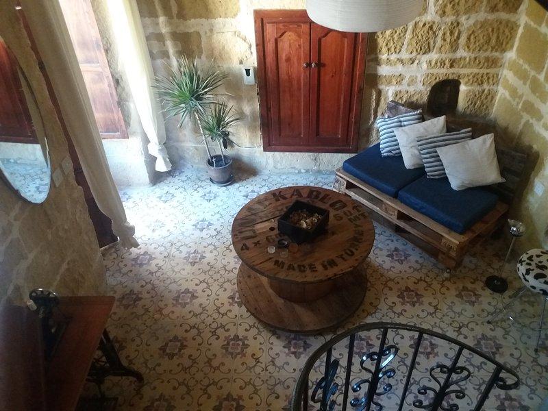 Sala relajarse privata habitación familiar