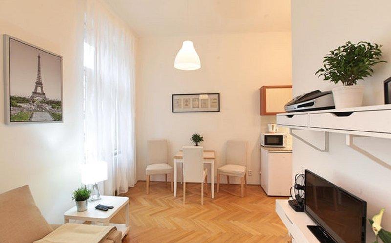 ACA apartment 3 Ostrovského, alquiler vacacional en Nizbor