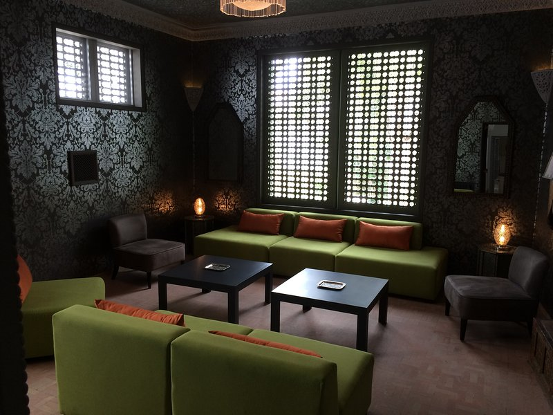 revisited Ottoman Lounge