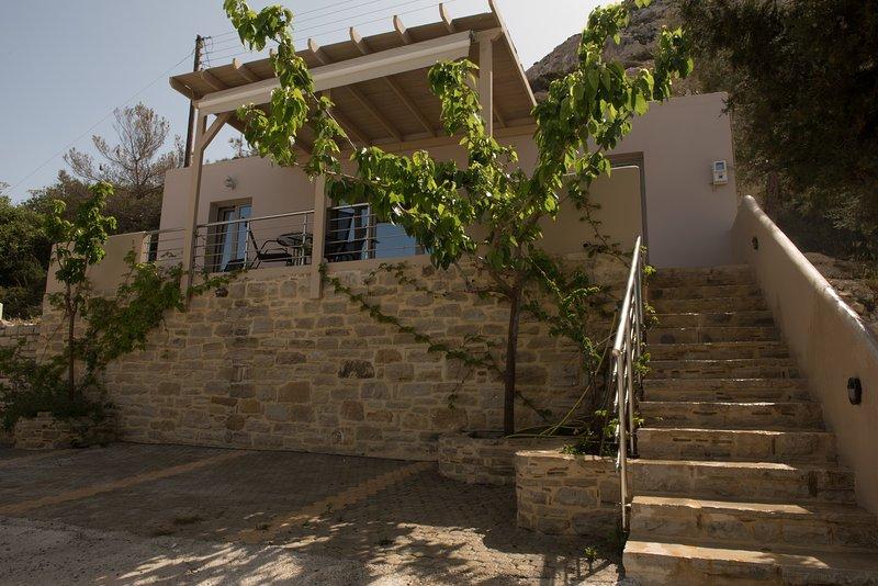 VILLA DREAM, holiday rental in Matala