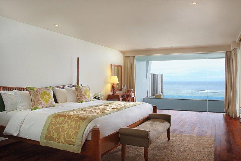Samabe Suite Bedroom
