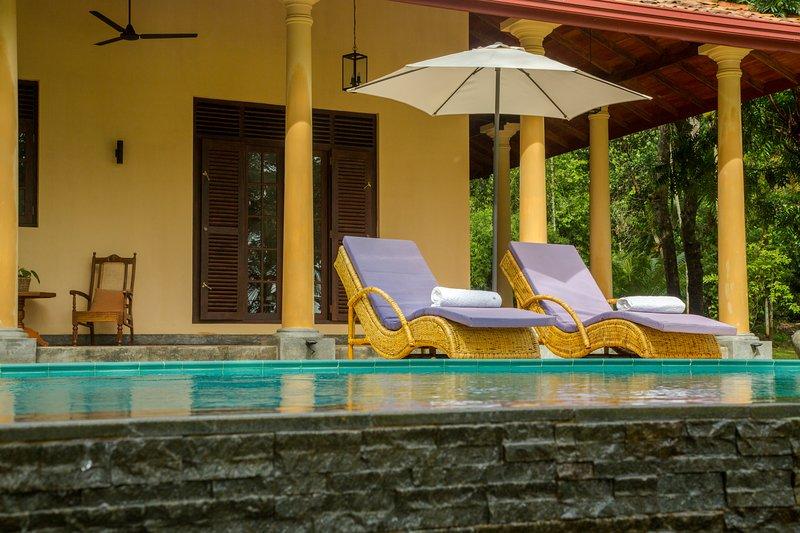 Kurundu Villa, location de vacances à Koggala