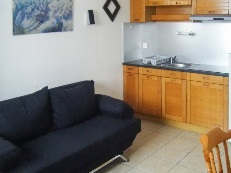 Nice apt - 100 m from the slopes, casa vacanza a Tramezaigues