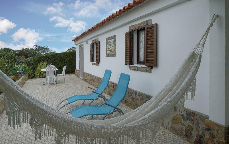 Ebner Villa, Aljezur, Algarve, Ferienwohnung in Carrapateira