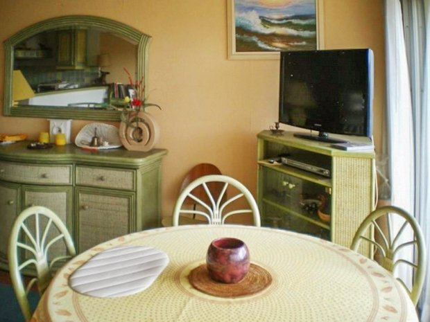 Amazing apt with sea view & balcony, vacation rental in Le Lavandou