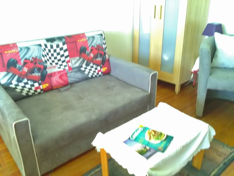 Beautiful apartment with sea view, Ferienwohnung in Friville-Escarbotin