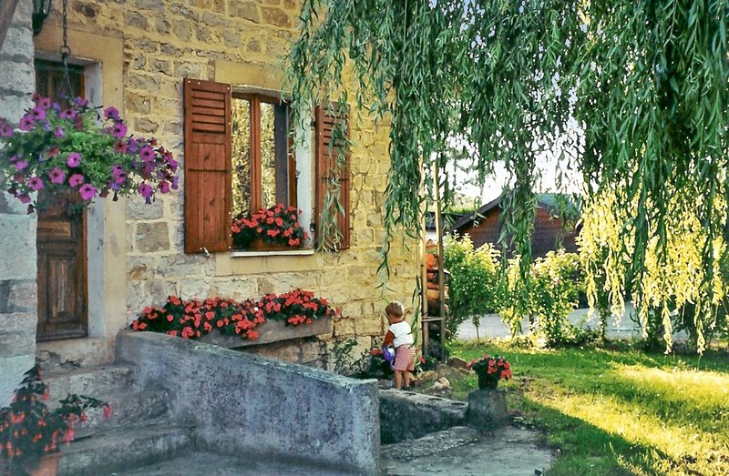 Beautiful house with terrace & Wifi, holiday rental in Dole
