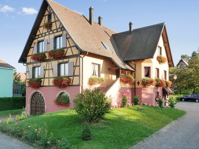 Beautiful apartment in Epfig & Wifi, vacation rental in Ebersmunster