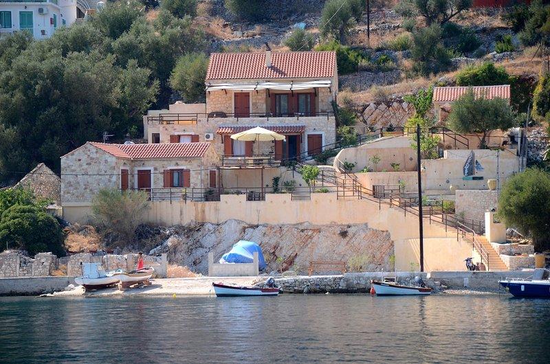 Ithaki Levantes KYMOTHOI, vacation rental in Vathy