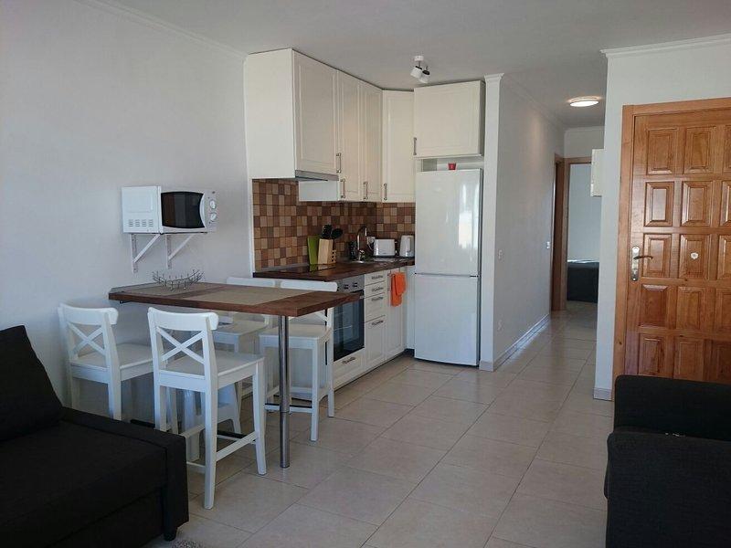 Amazing newly refurbished apartment, holiday rental in Acantilado de los Gigantes