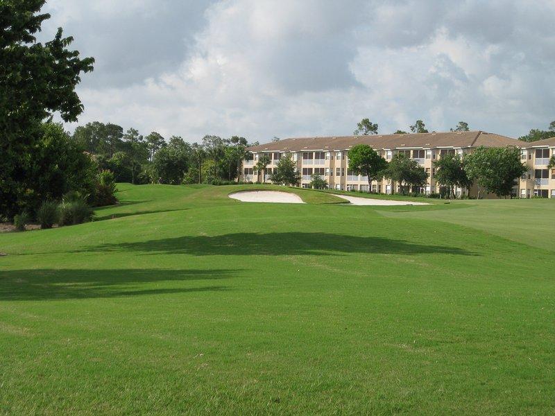 Nuestra hermosa de 18 hoyos Campo de golf de un Cypress Woods