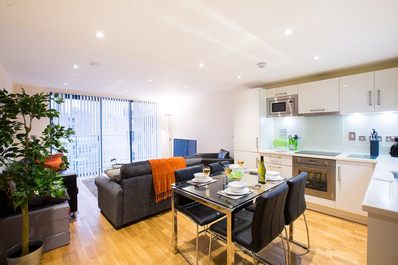 Central London Luxury Apartment (Sleeps 6) - UPDATED 2019 ...