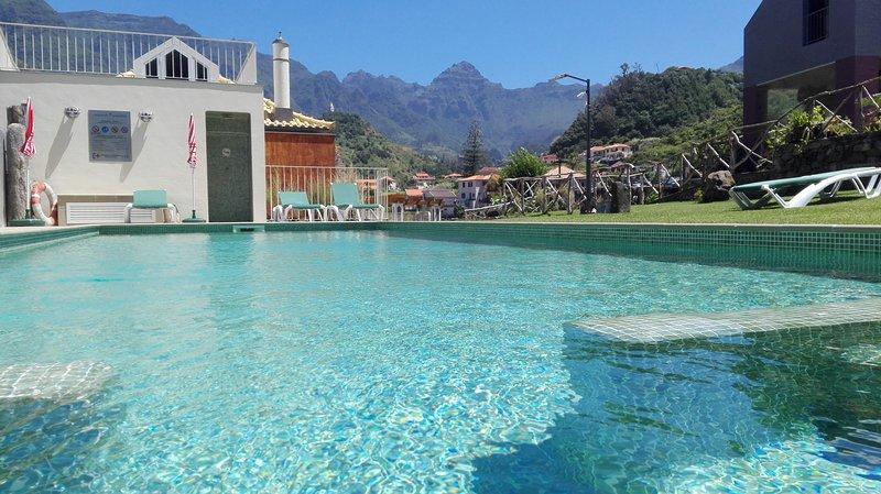 A Casa Estrelícia-Dourada Garcês, location de vacances à Sao Vicente
