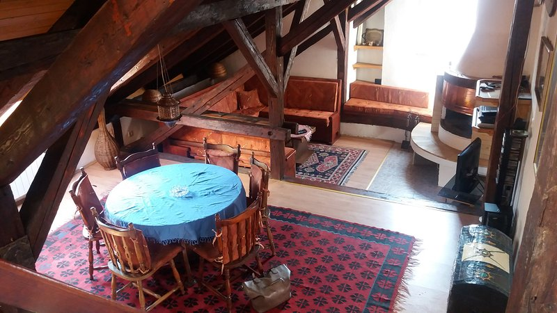 Cosy apartament downtown, close to the old city, holiday rental in Sarajevo