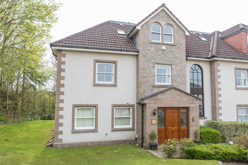 'One Over' Lumsden, holiday rental in Leuchars