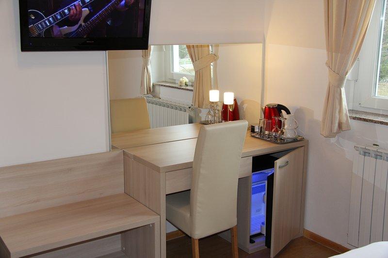 House Marija B&B, Double room, Plitvice Lakes, alquiler de vacaciones en Dreznicko Seliste