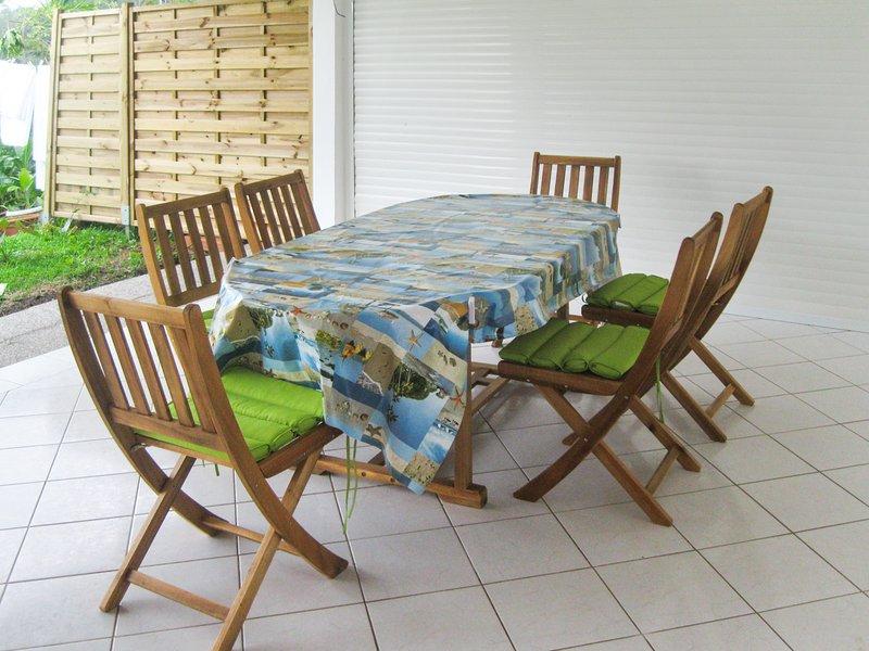 Spacious house with sea view & Wifi, alquiler de vacaciones en Gros-Morne