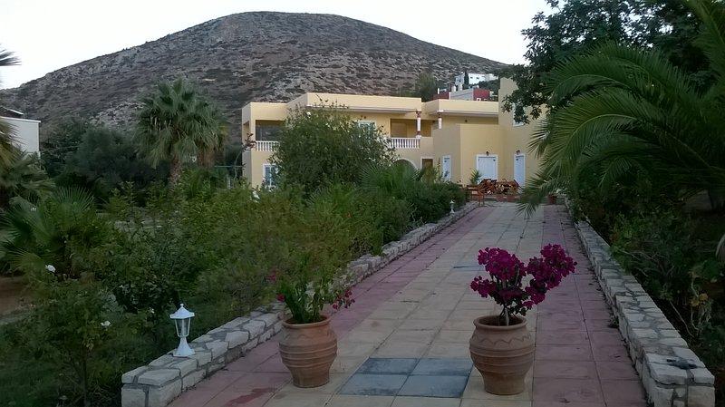 Luxus Apartement für 3 bis 4 Personen, casa vacanza a Agriana