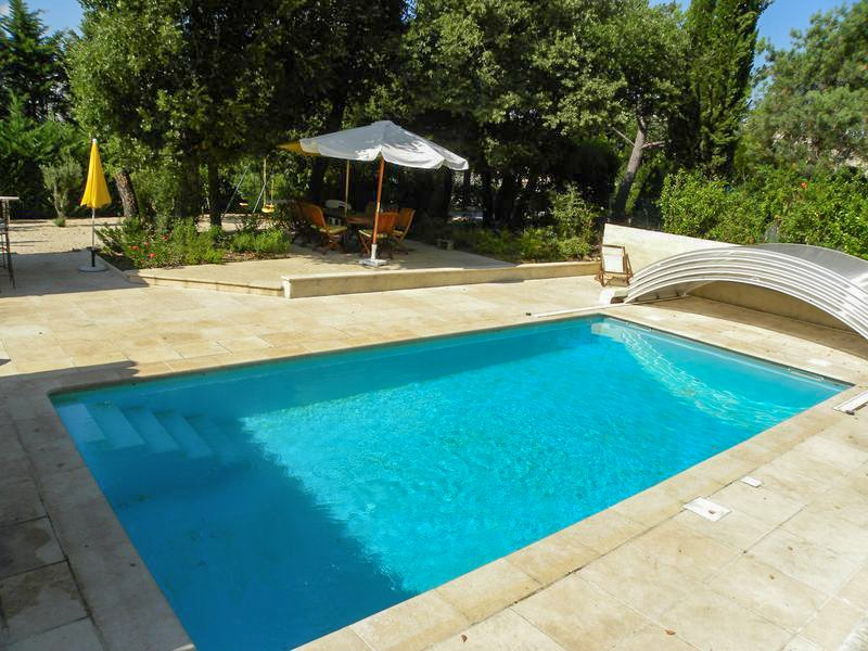 Spacious house with swimming-pool, holiday rental in Saint-Marcellin-les-Vaison