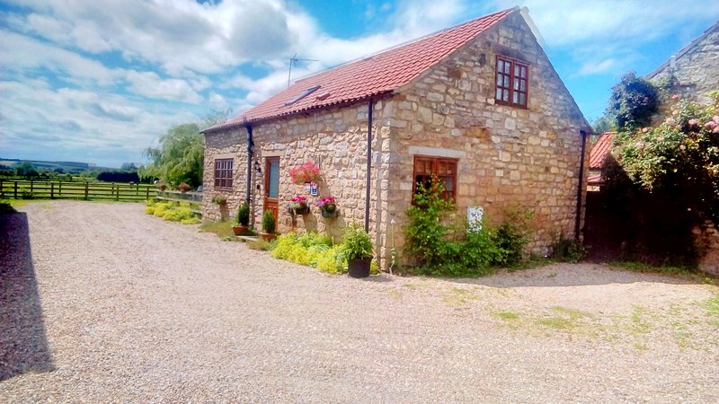 The Old Cart House, holiday rental in Hovingham