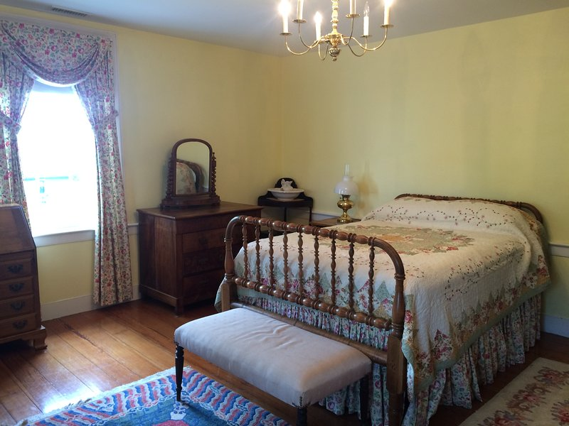 Second bedroom, full sized bed