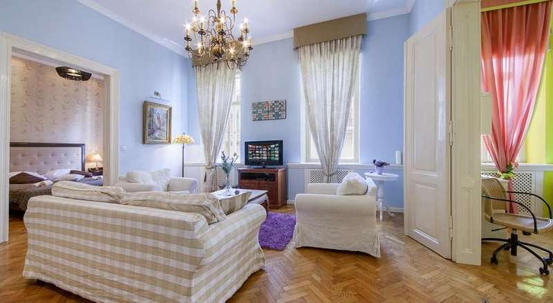 Delux apartment Angelina - big 105 m2 - in heart of Zagreb