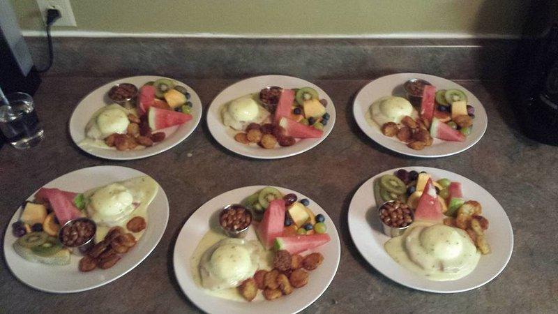 Nuestro rey de desayunos y más .....