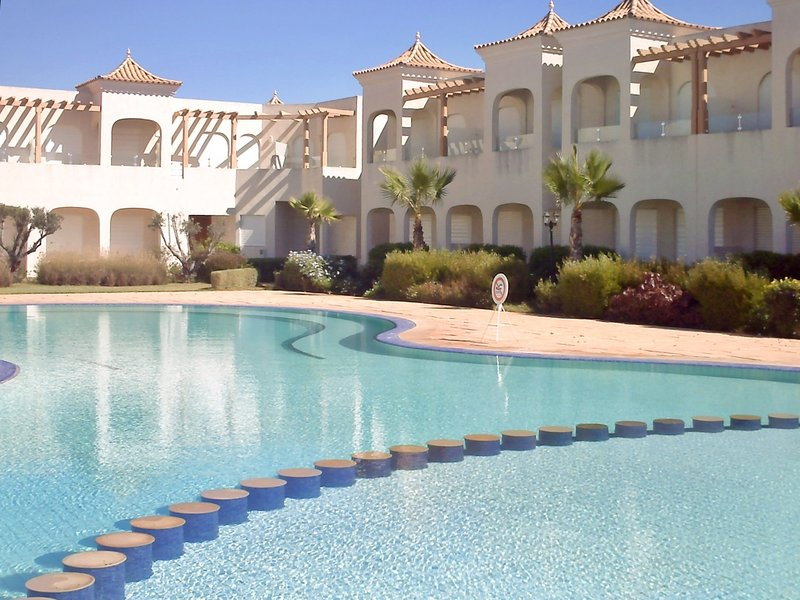 Apartment with shared pool, holiday rental in El Jadida