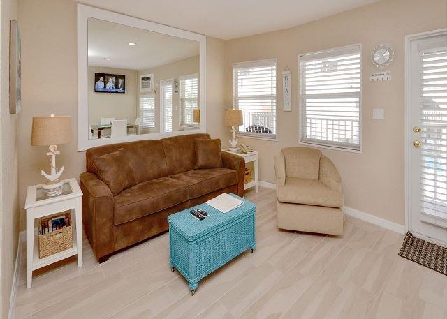 NUEVA sala de estar
