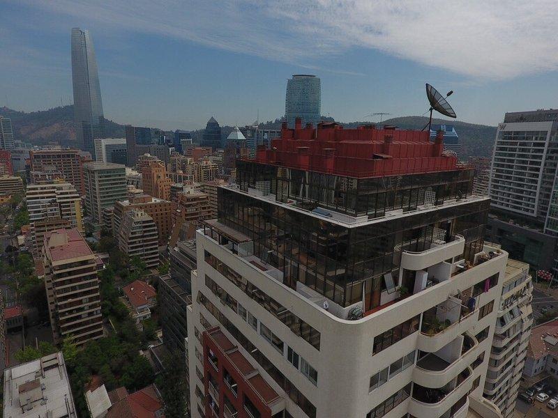 DUPLEX PENTHOUSE  263, alquiler de vacaciones en Santiago