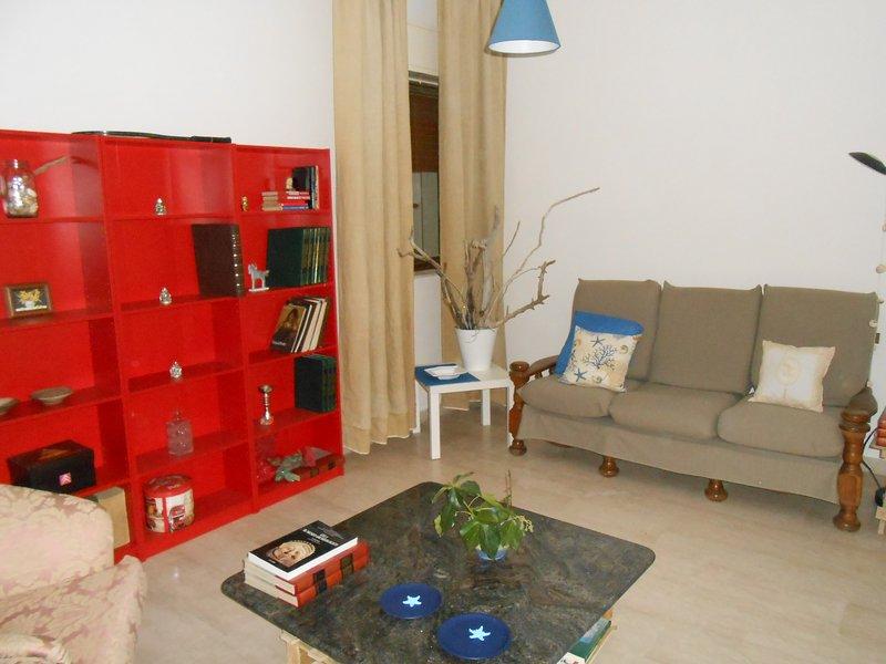 Casa Bella Gela Stanza Azzurra, holiday rental in Butera