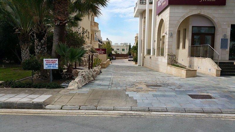 schöne Wohnung im Zentrum von Paphos!