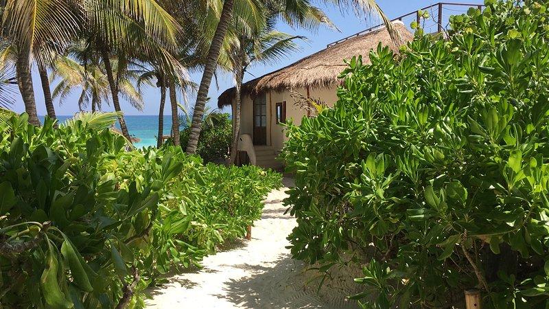Casa Gaia, your full house on the beach