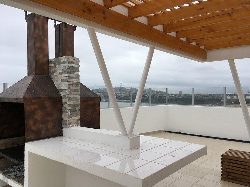QUINCHO - Espace commun avec supplément de bâtiment