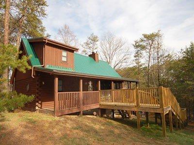 Heaven On Earth Log Cabin