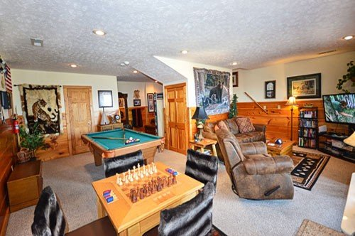Pool Table and Gameboard