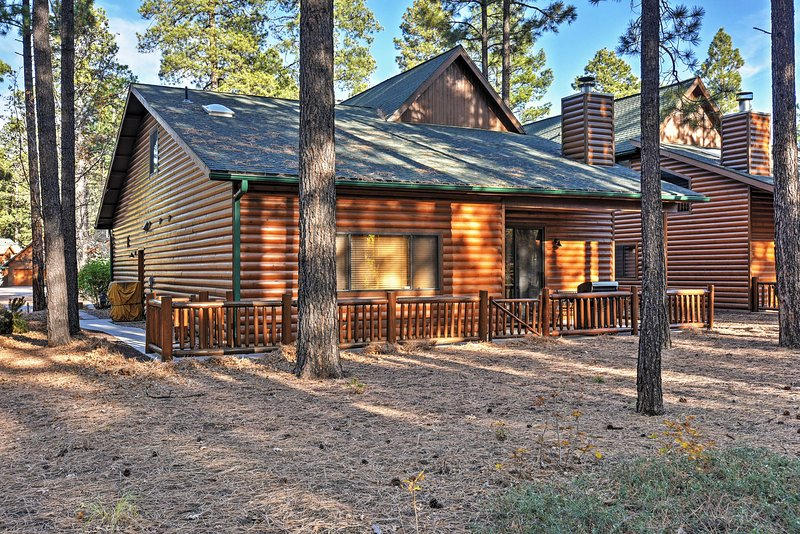 Immerse yourself in the natural beauty of Arizona when you stay here.